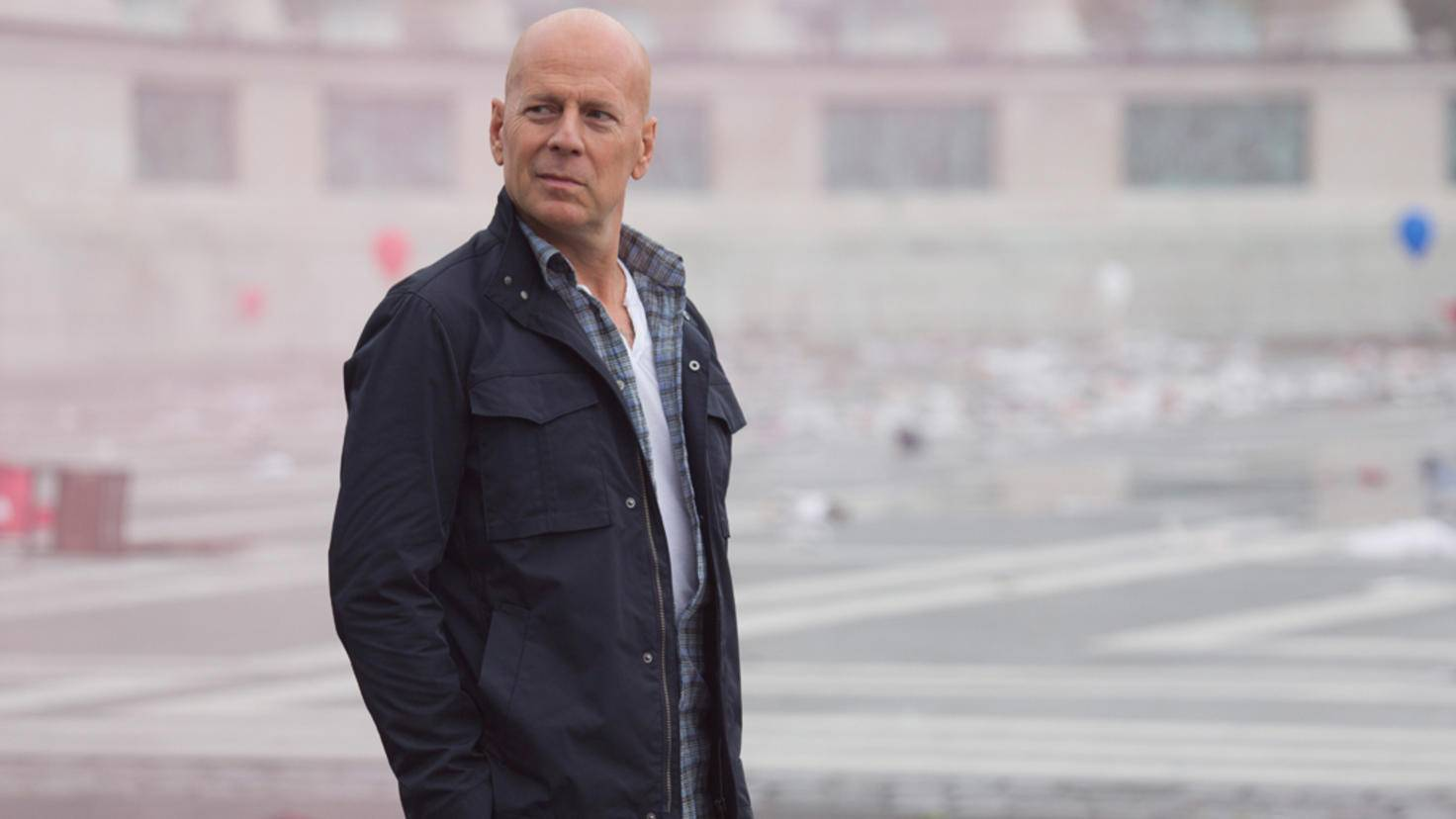 "Bruce Willis in ""Stirb langsam 5"""