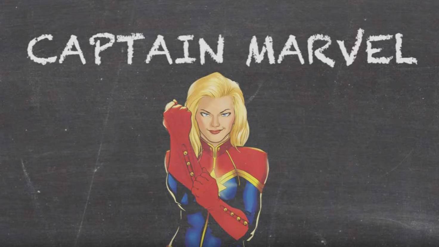 Captain Marvel Fähigkeiten