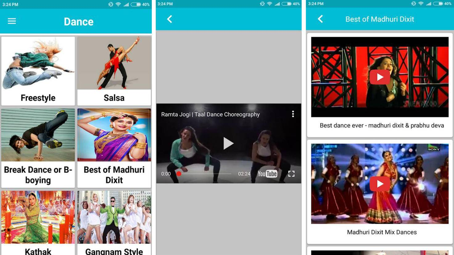 Dance Step-Google PlayStore-Androapps Team