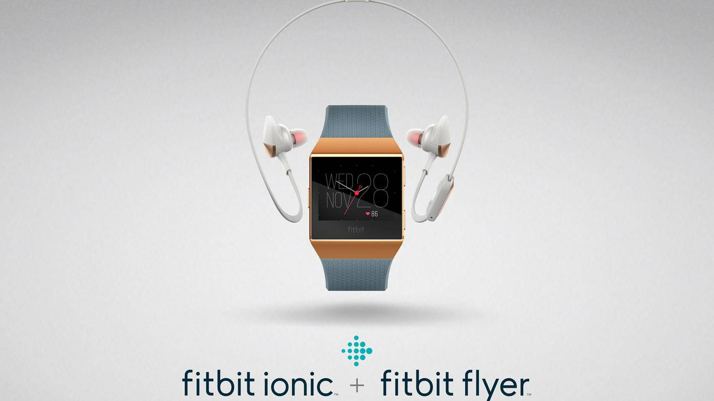Fitbit Ionic und Fitbit Flyer