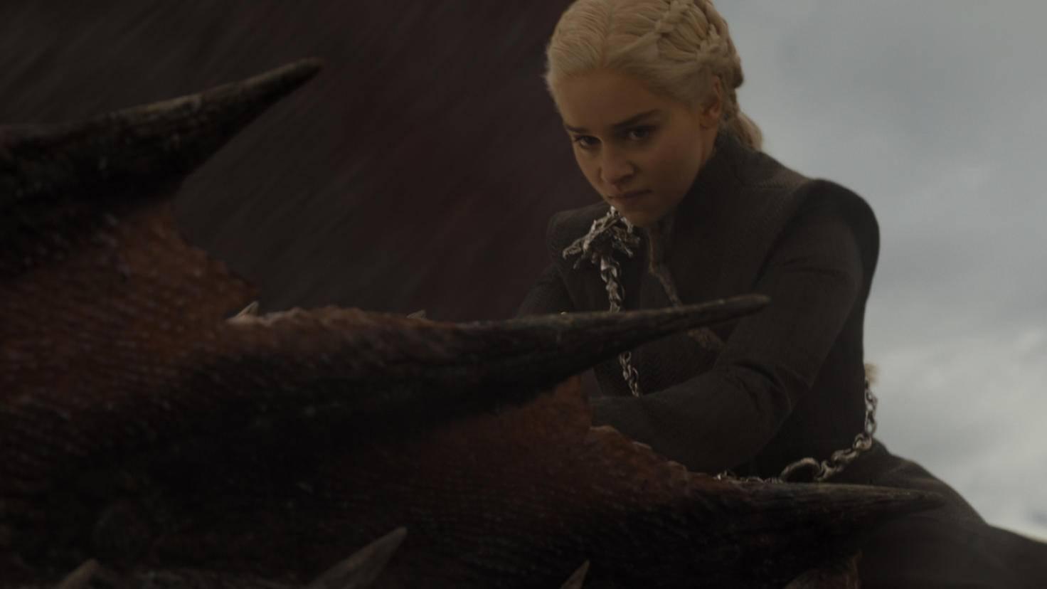 Ein Wort von Daenerys reichte und die Lannister-Soldaten wurden geröstet.