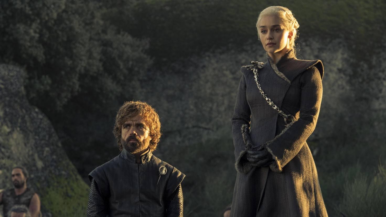 Daenerys Targaryen macht vor den gefangengenommenen Lannister-Soldaten eine klare Ansage.