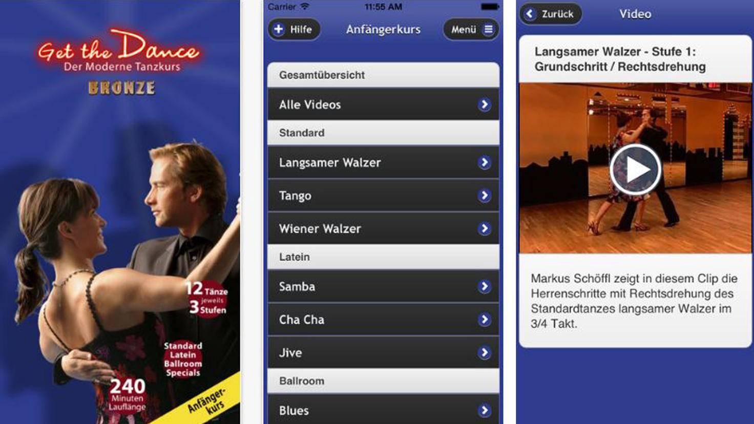 Get the Dance Bronze-iTunes-Yalster Online GmbH