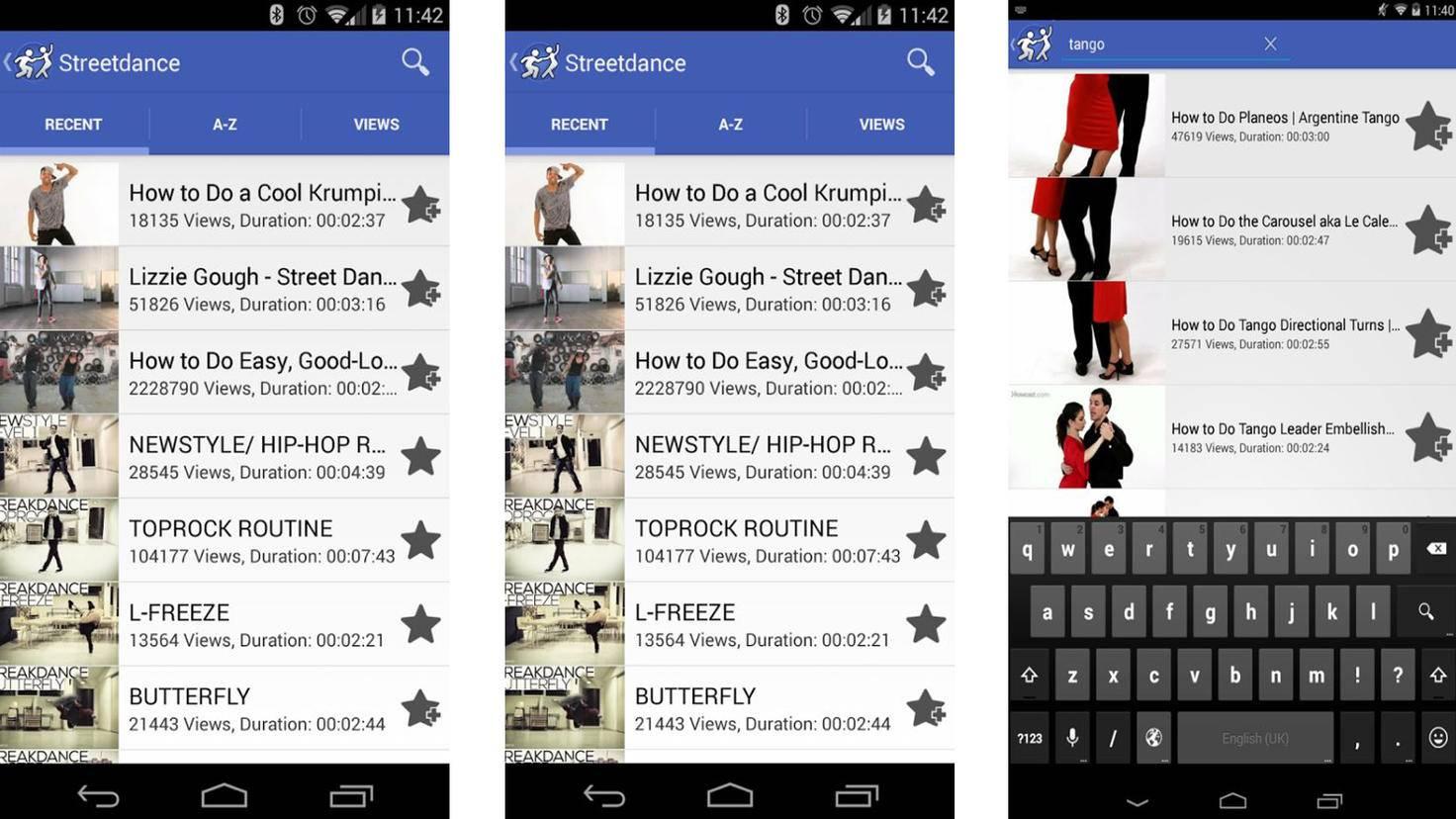 How To Dance-Google PlayStore-Dutyfarm GmbH