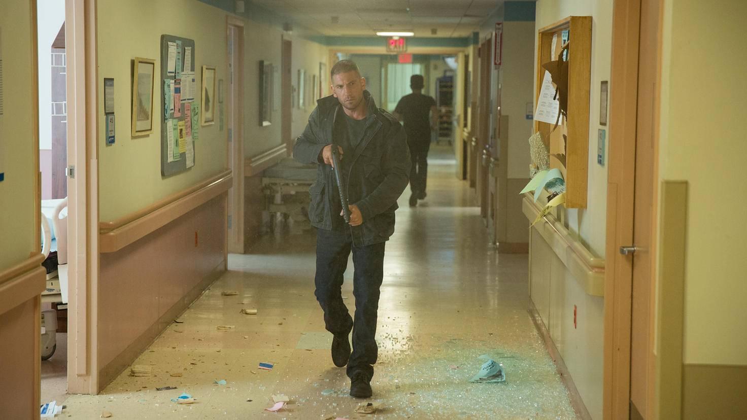 """Jon Bernthal als The Punisher in """"Daredevil"""""""