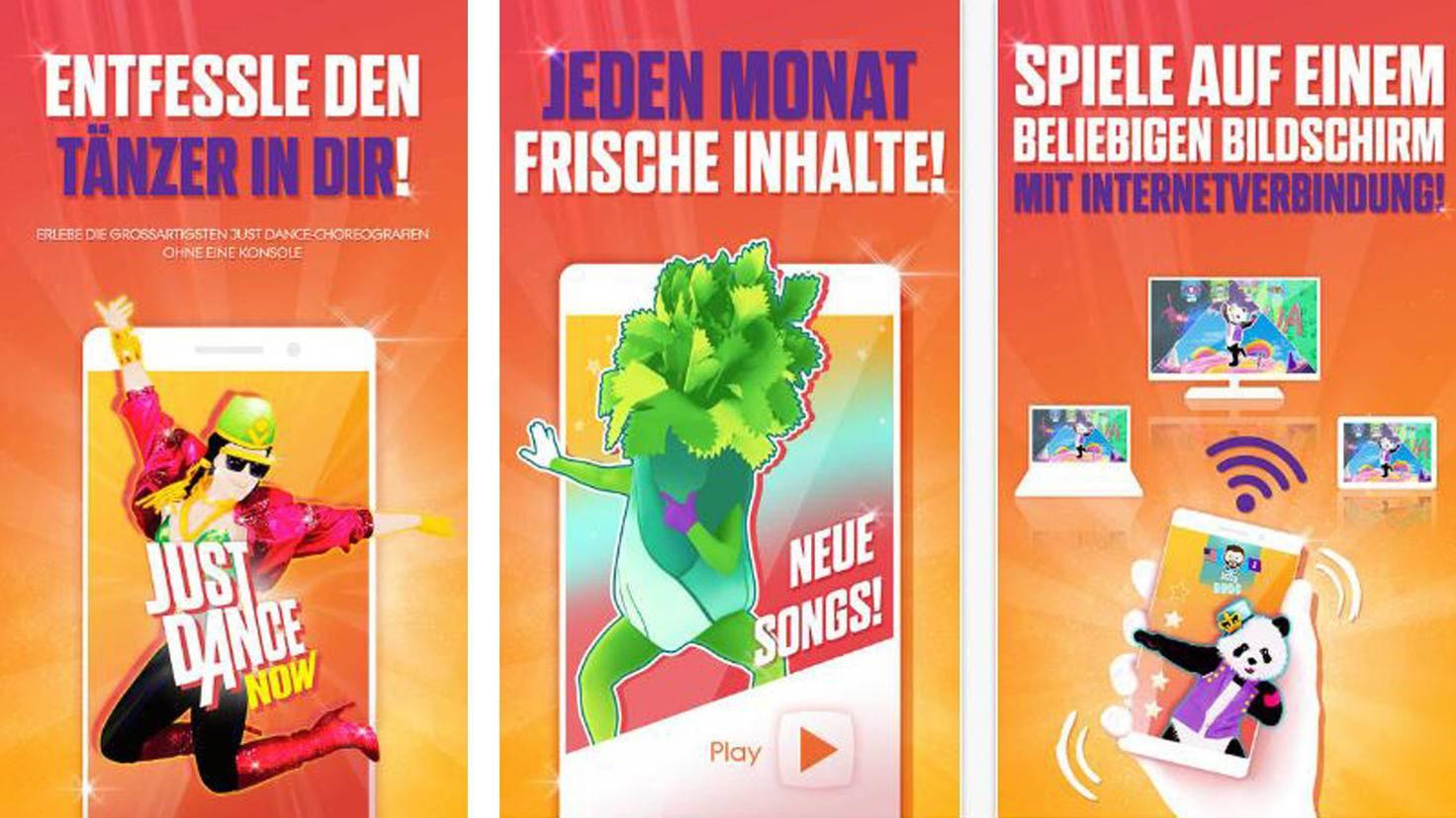 Just Dance Now-iTunes-Ubisoft Entertainment