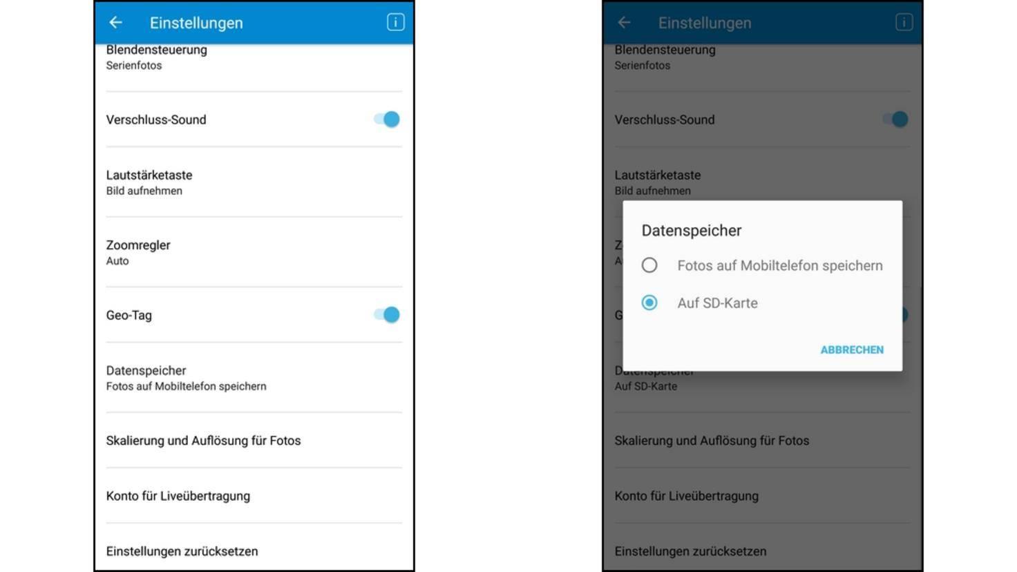 Sd Karte Als Standardspeicher Einstellen.Nokia 8 10 Tipps Tricks Für Das Neue Finnen Flaggschiff