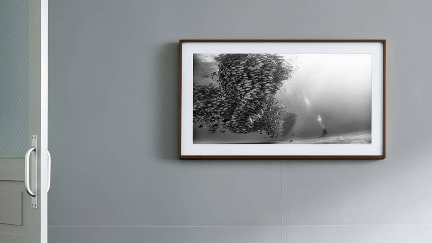 Samsung-The-Frame-TV-Fernseher