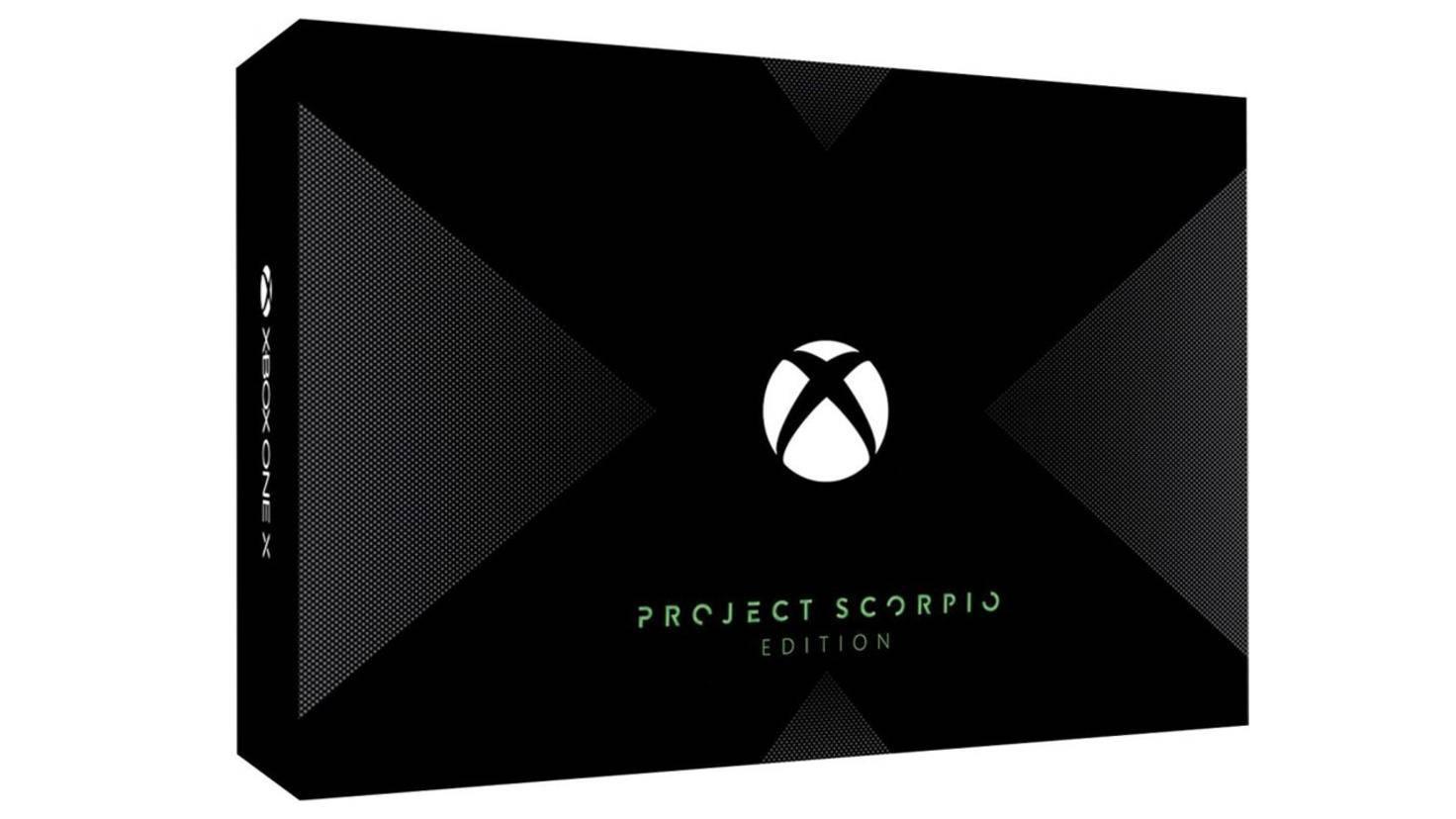 Xbox One X 2