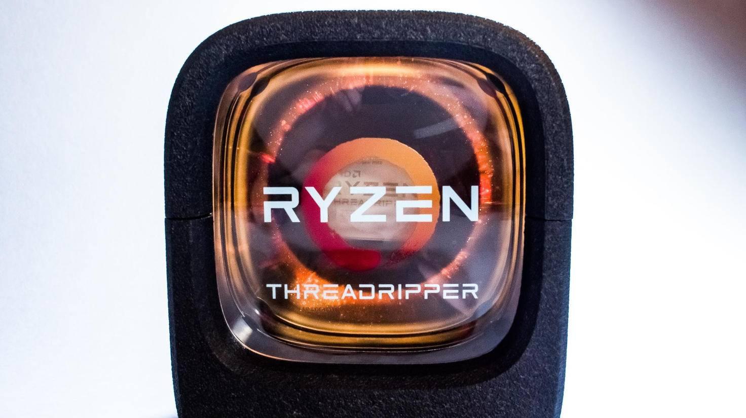 Der Ryzen Threadripper von AMD richtet sich explizit an Gamer und Streamer.