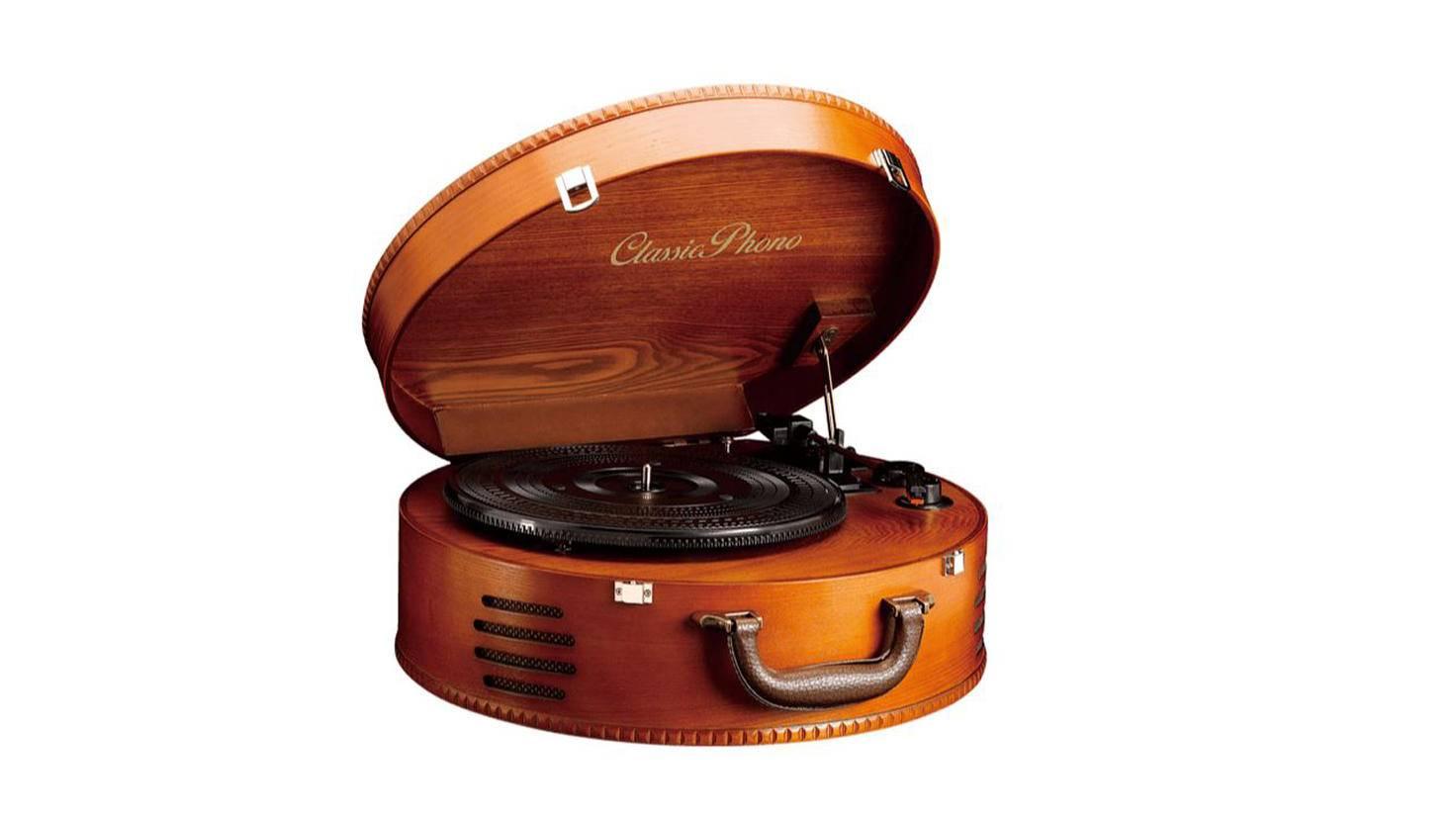 classic phono plattenspieler