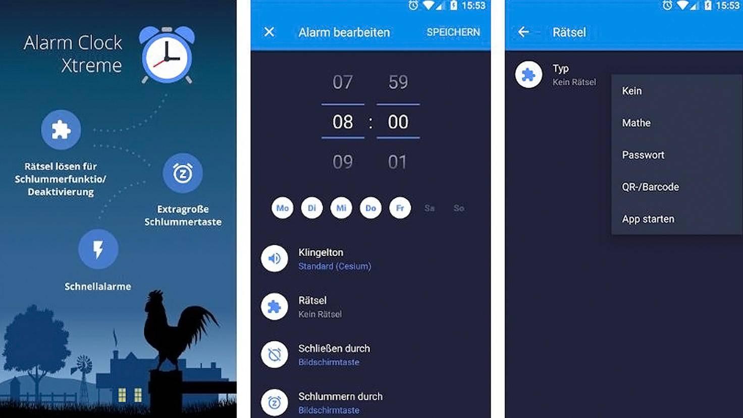 Alarm Clock Xtreme-Google Play Store-AVG Labs