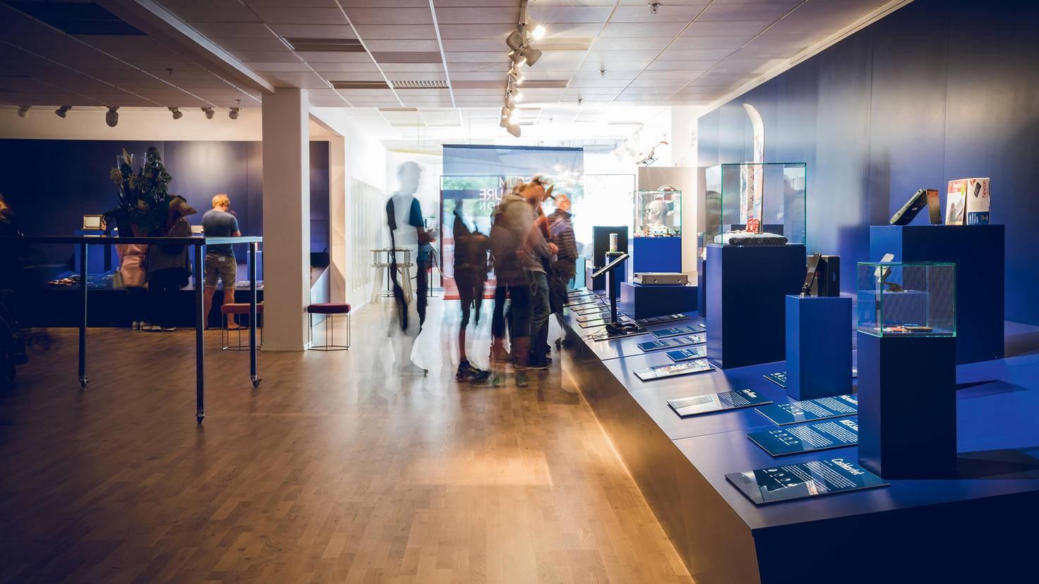 "Rund 60 Produkt- Flops kann man im ""Museum of Failures"" bestaunen."