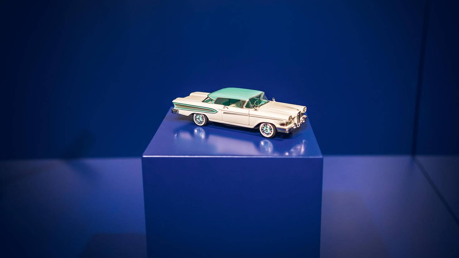 Ebenfalls ein Flop: der Ford Edsel.