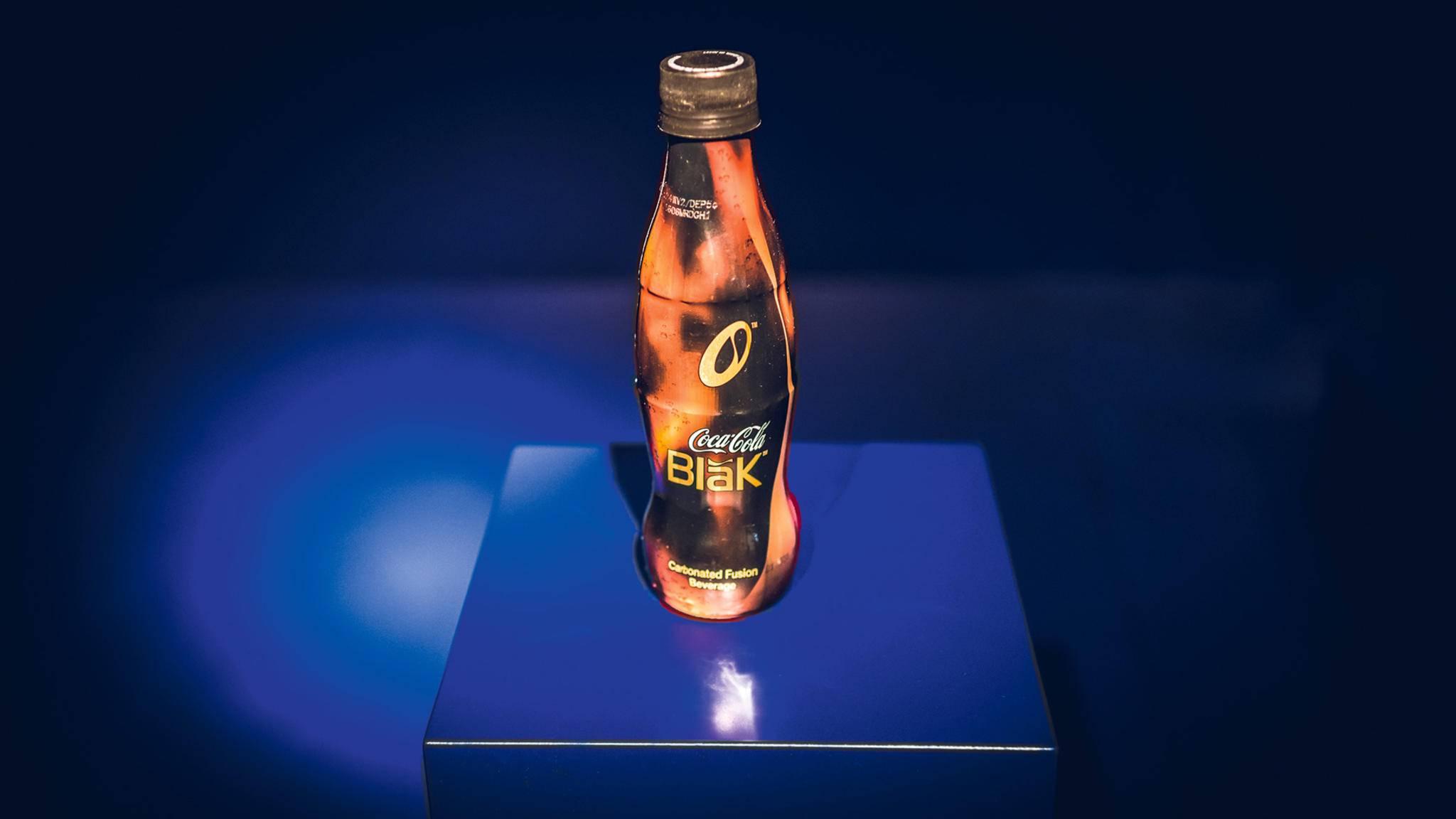 Coca-Cola Blak kreuzte Kaffee mit brauner Limo. Für viele durstige Kunden eine furchtbar finstere Kombination.