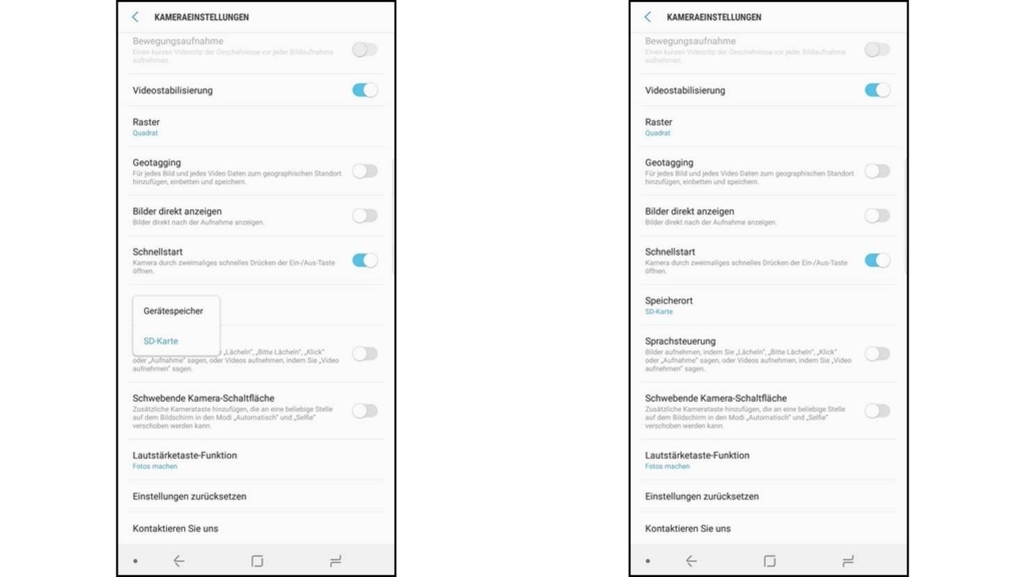 Sd Karte Als Standardspeicher.Apps Auf Sd Karte Verschieben So Geht S Auf Galaxy S8 Note 8