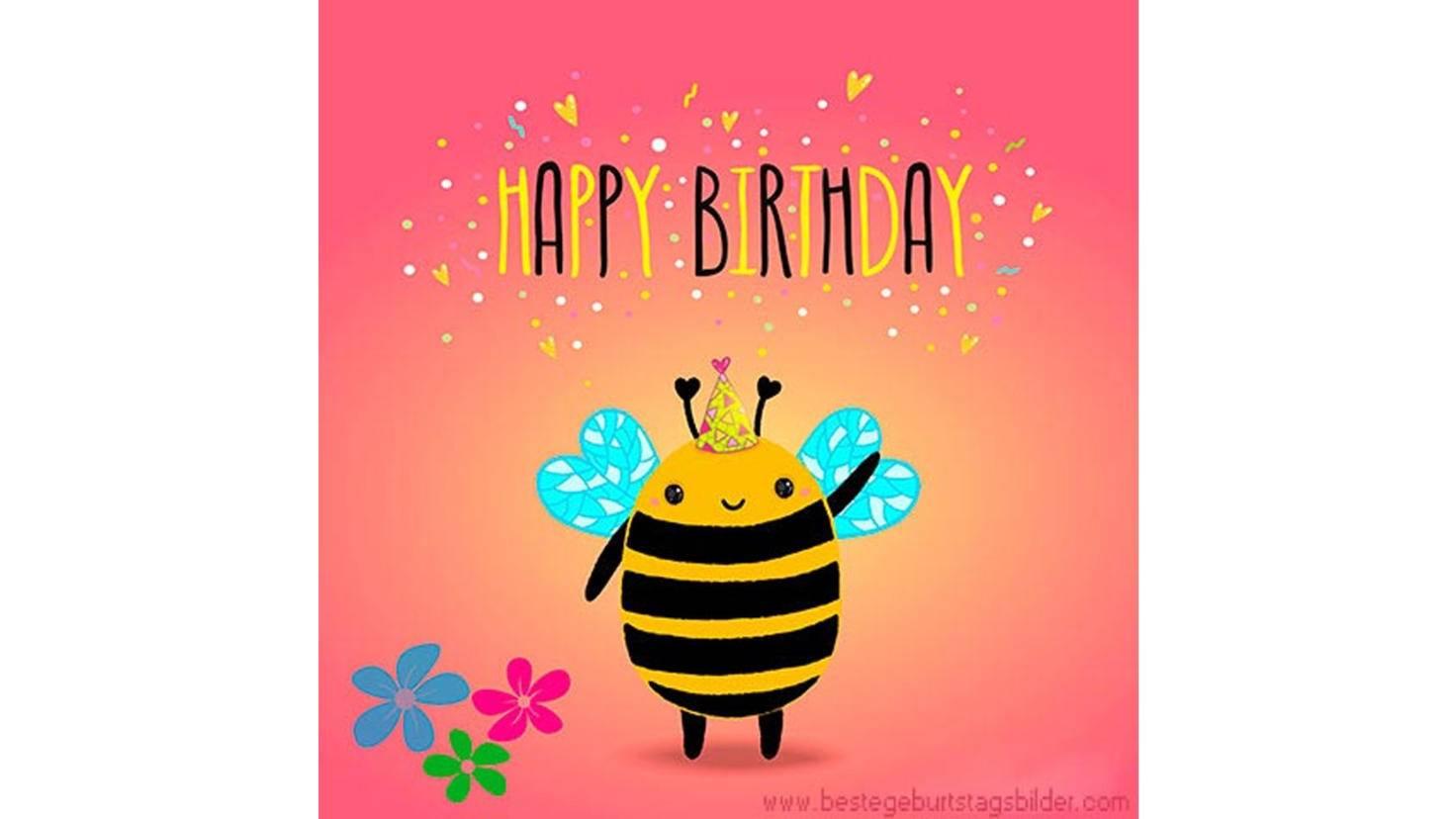 Für fleißige Bienen, ...