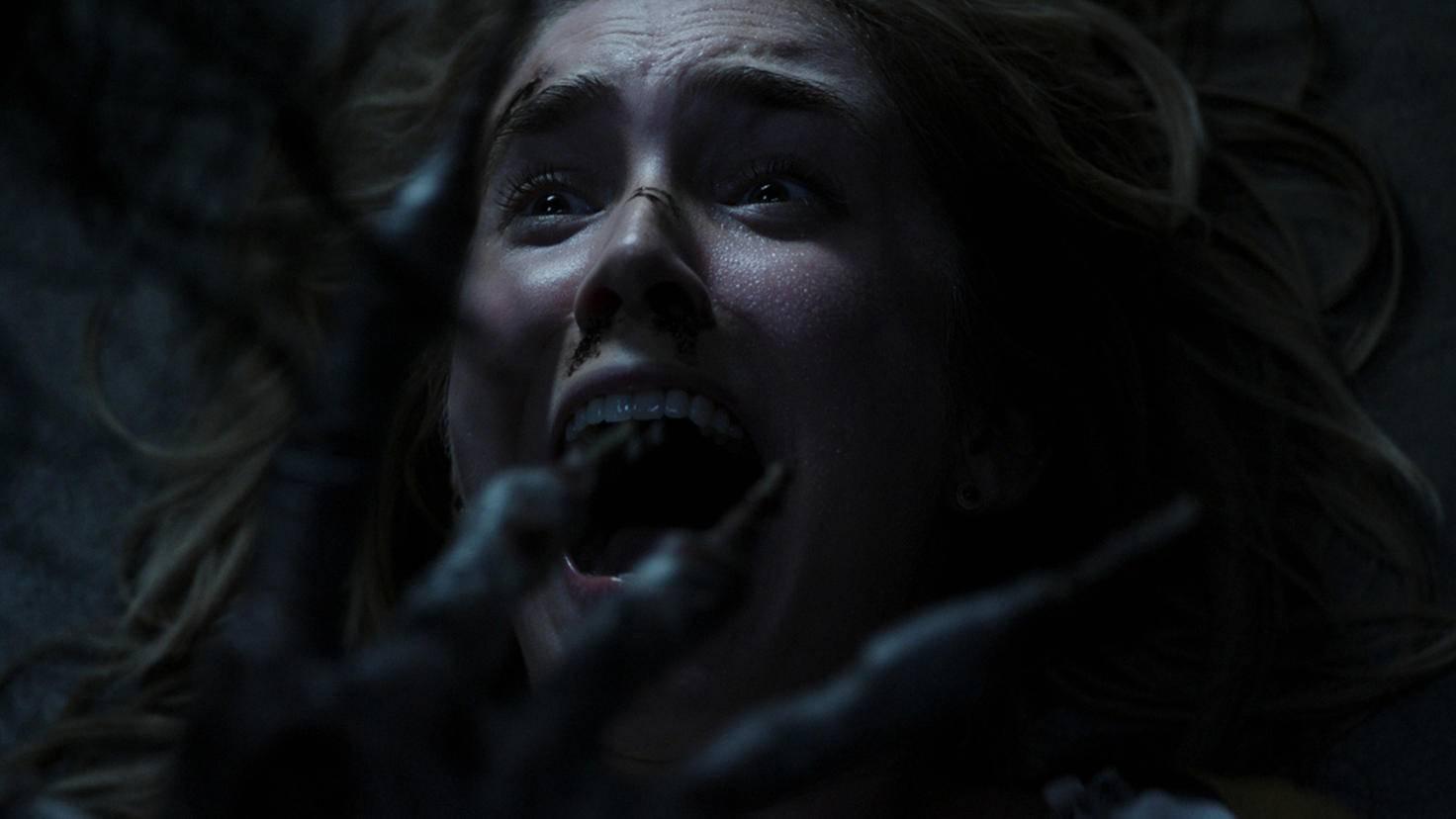 Passend zum Titel besitzt das dämonische Wesen in Teil vier der Filmreihe gruselige Schlüssel als Finger.
