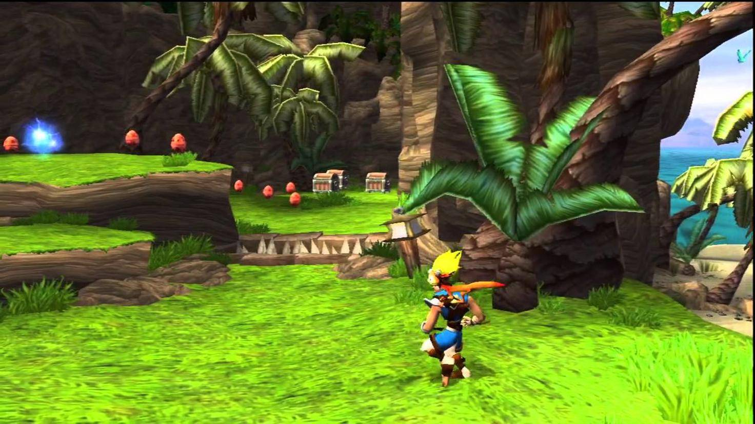 Jak-and-Daxter