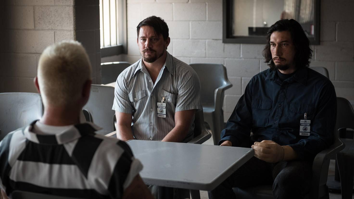 Jimmy und Clyde bitten den inhaftierten Big Bang um Hilfe.