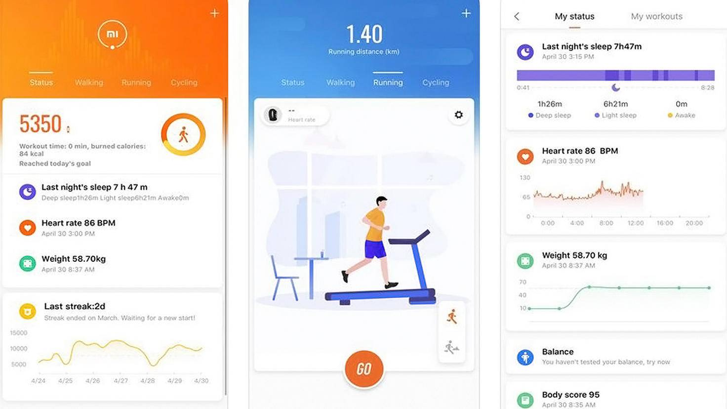 Mi Fit App-iTunes-Anhui Huami Information Technology Co Ltd