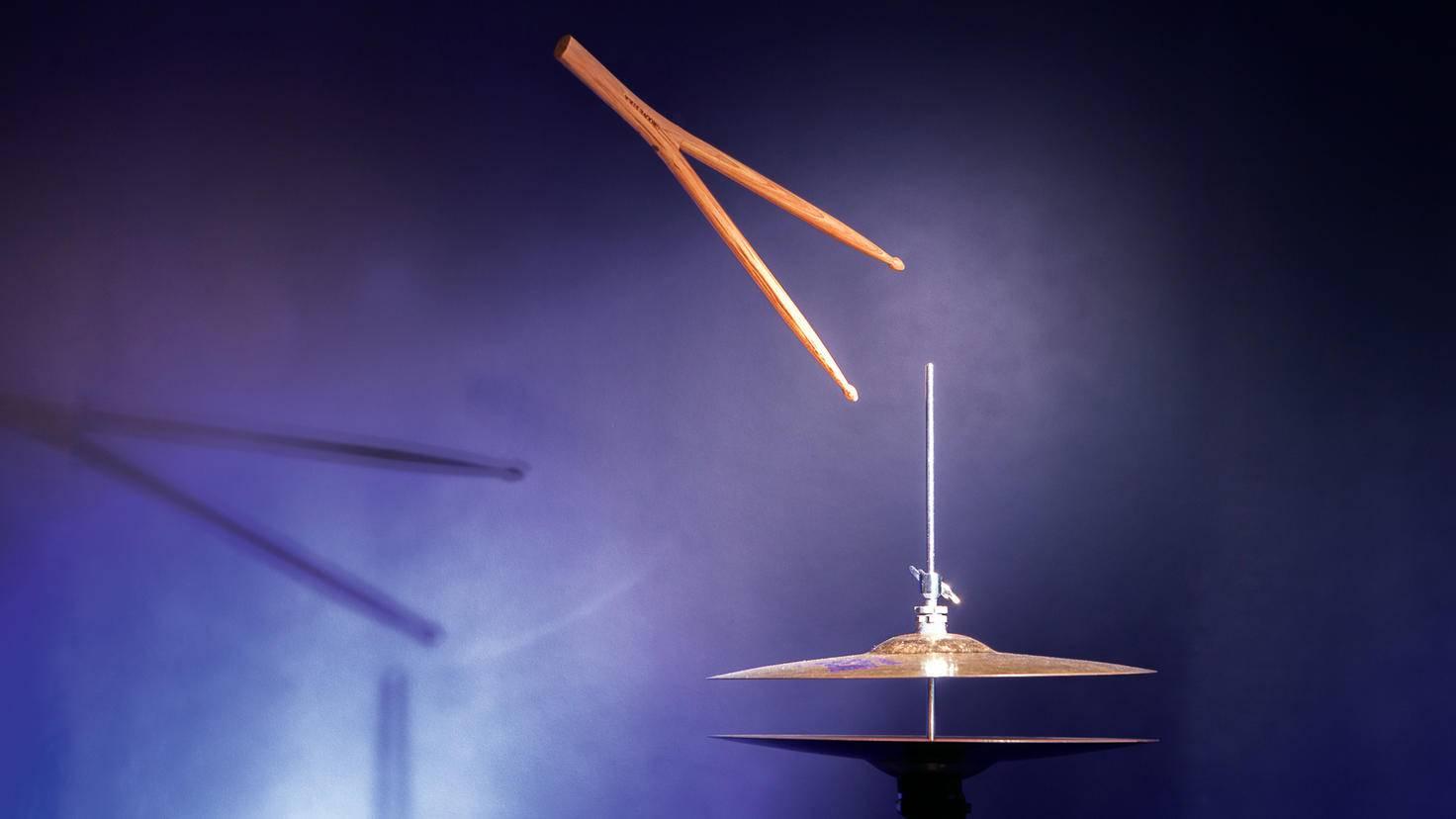 Doppelte Drumsticks? Darüber konnten Schlagzeuger weltweit nur lachen.