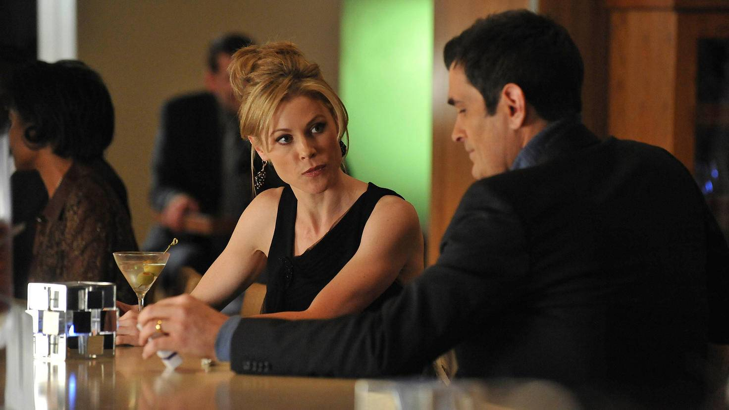 """Als Claire Dunphy hat es XX in """"Modern Family"""" nicht immer leicht."""