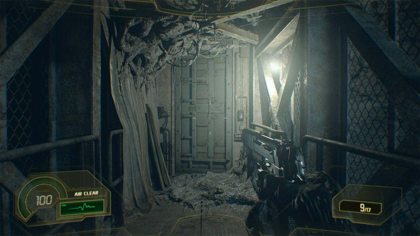 Resident Evil 7: Biohazard – Not a Hero