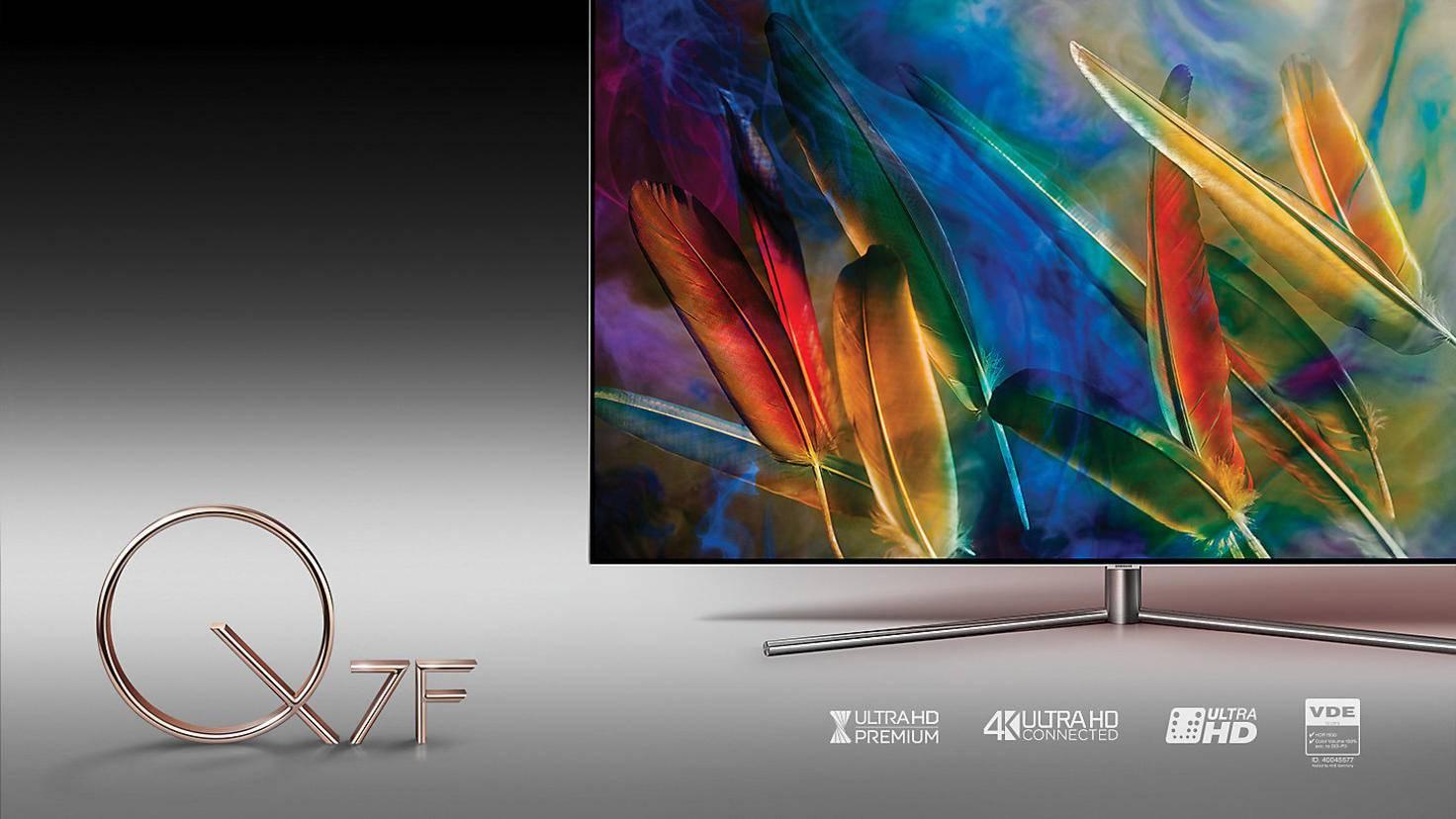 Samsung-Q7F-4K-HDR-Fernseher-TV