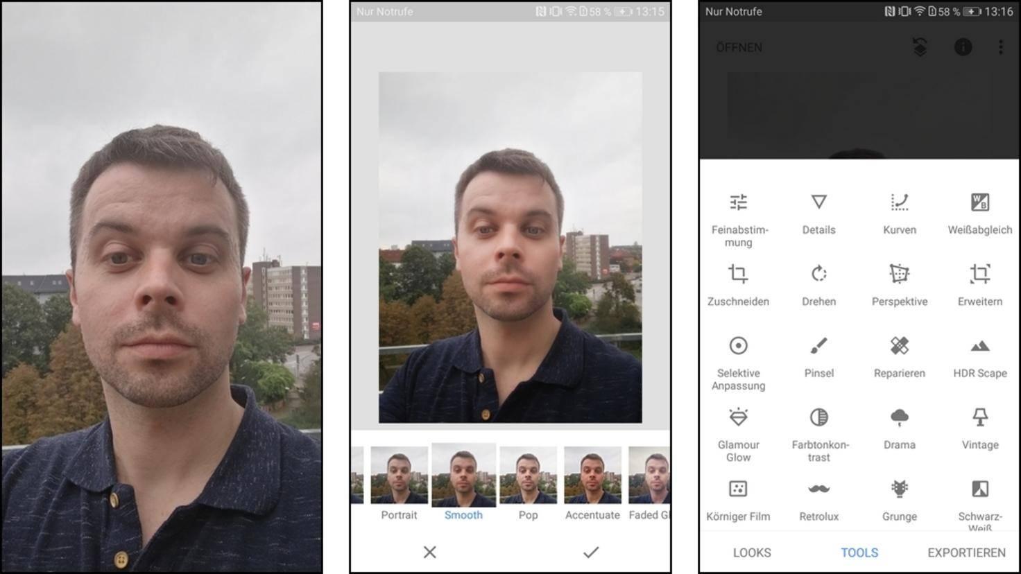 7 Kostenlose Facetune Alternativen Für Android Ios