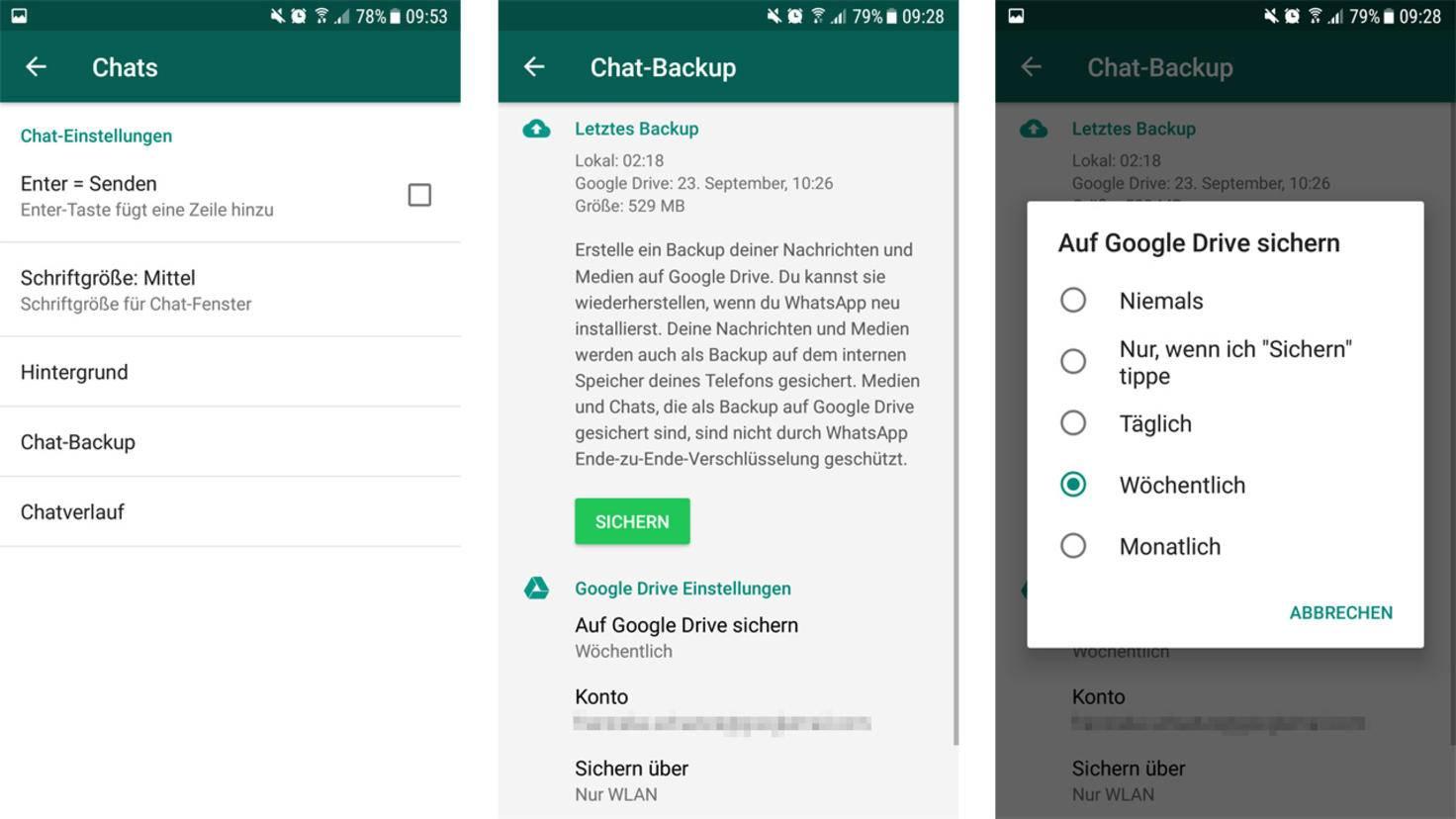 Whatsapp Status Löschen Kein Papierkorb Whatsapp So Kannst