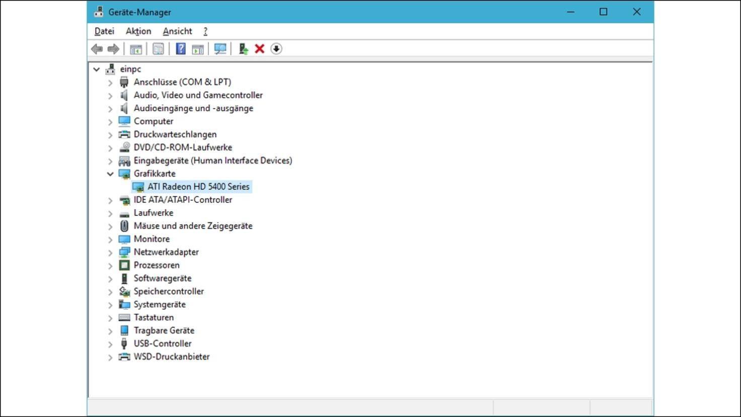 Windows-10-Geraete-Manager