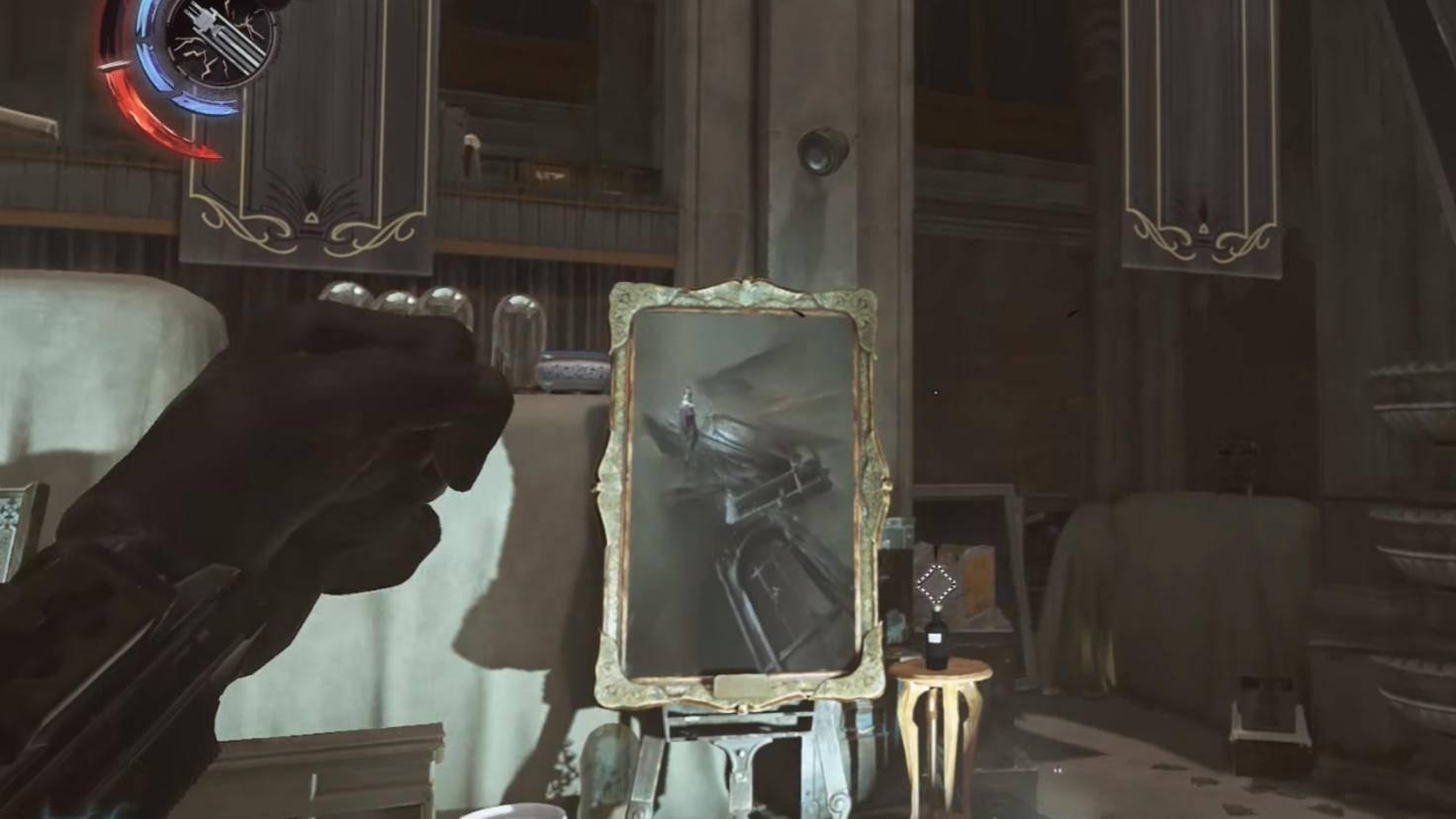 Gemälde Nummer sechs wird bei einer Auktion versteigert.