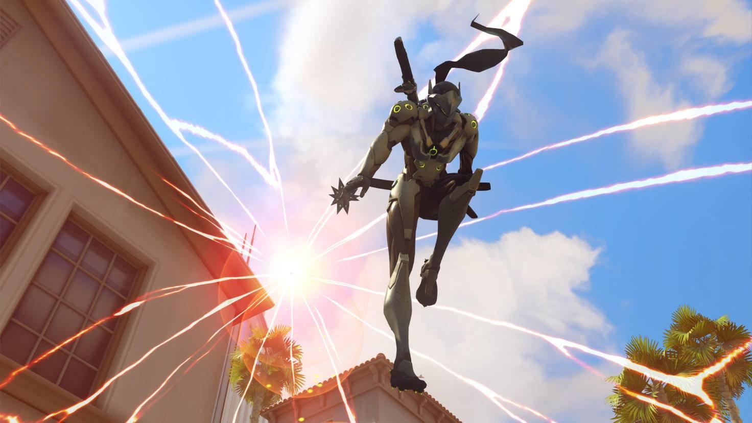 Agile Helden wie Genji sind in den Deathmatch-Modi besonders erfolgreich.