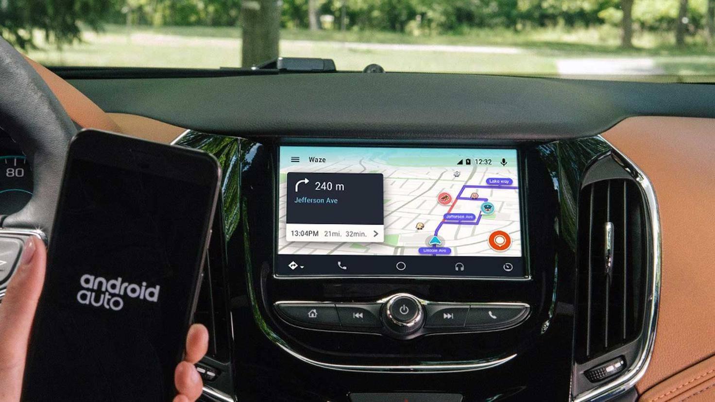 Waze Navigations-App
