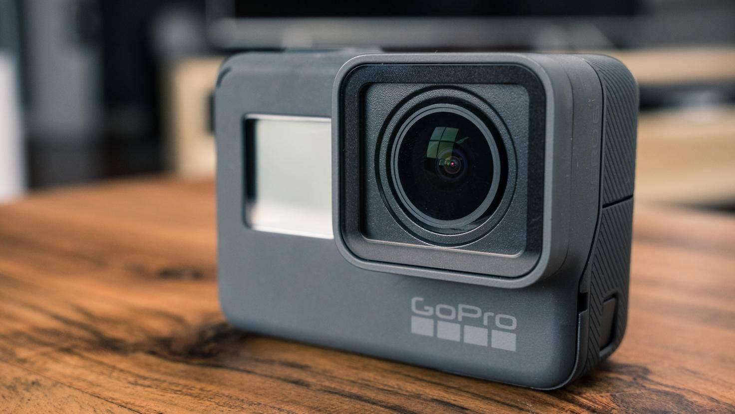 Designtechnisch ist die GoPro Hero 6 Black ganz die Alte.