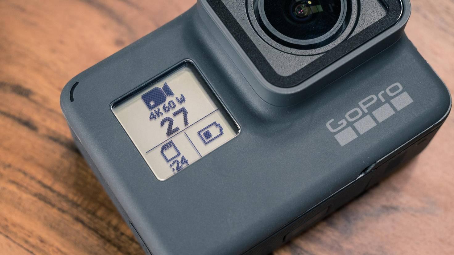 Insgesamt überzeugt die GoPro Hero 6 in unserem Test.
