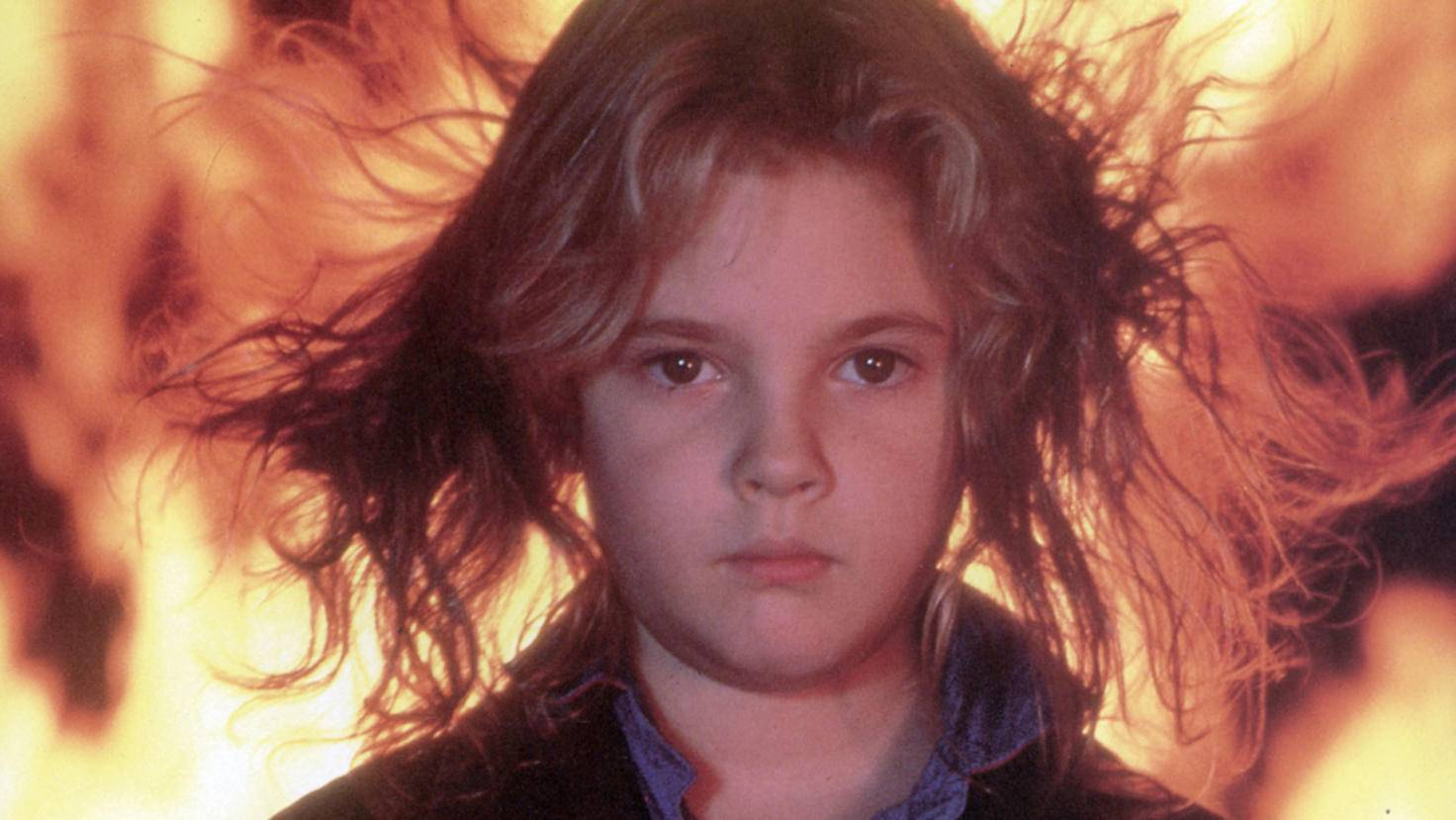 Der Feuerteufel-Drew Barrymore-picture alliance-Mary Evans Picture Library-18650961