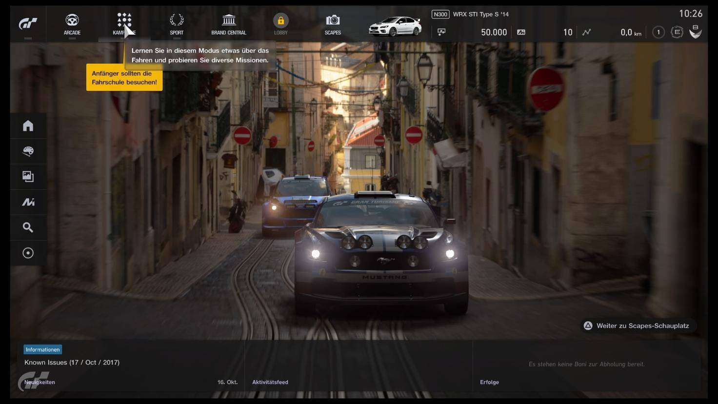 "Screenshot ""Gran Turismo Sport"""