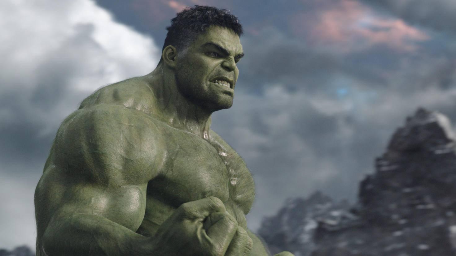 Hulk in Thor 3 Tag der Entscheidung