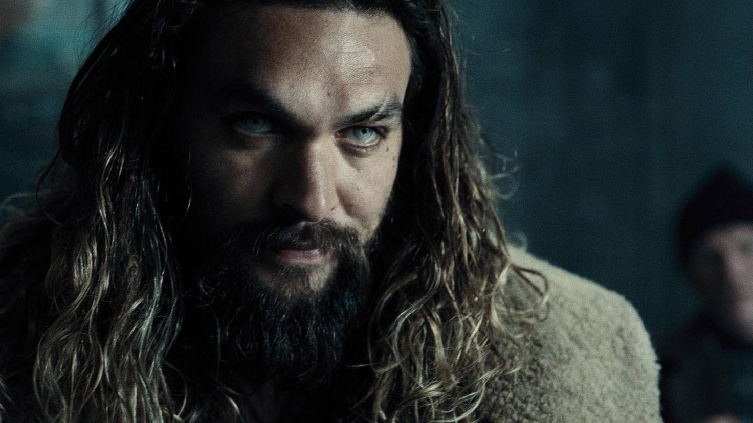 Jason Momoa als Aquaman in Justice League