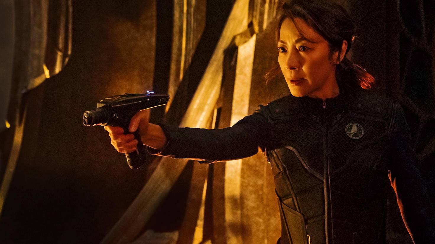 """Star Trek: Discovery""-Szenenbild, Philippa Georgiou (Michelle Yeoh)."