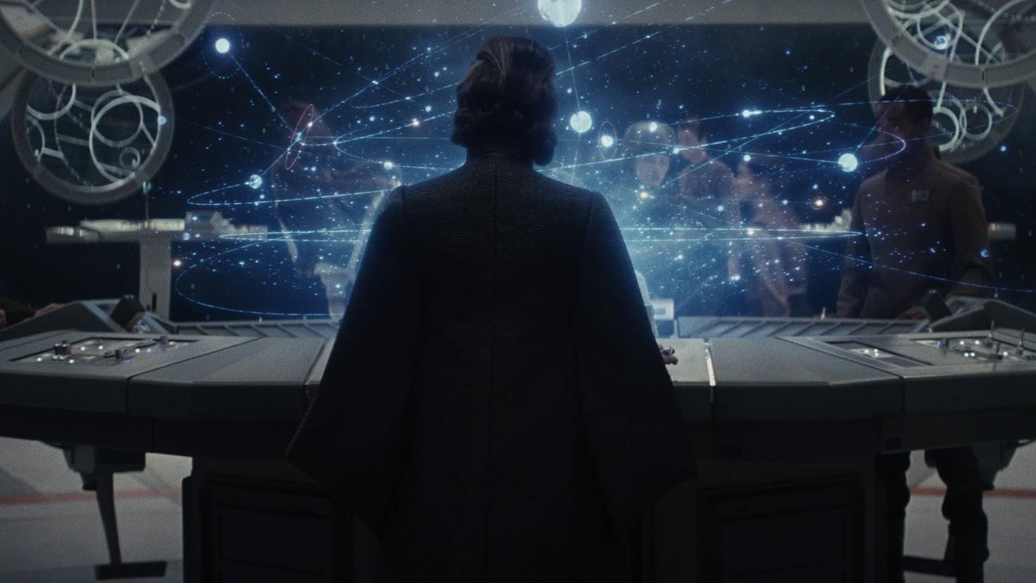 """In """"Star Wars: Die letzten Jedi"""" zeigt sie noch mal all ihr Können."""