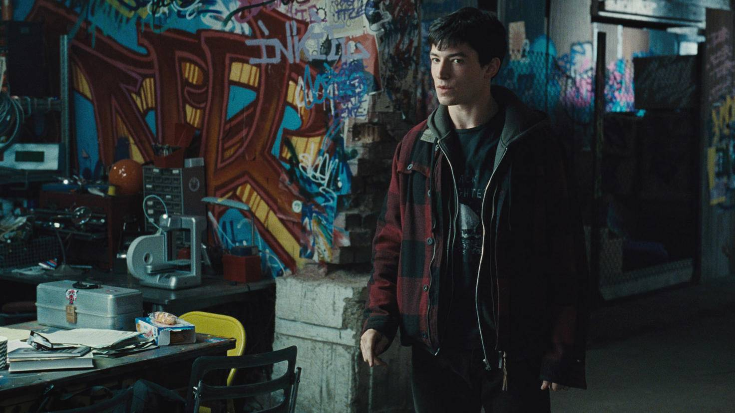 The Flash ist als Held noch sehr unerfahren.