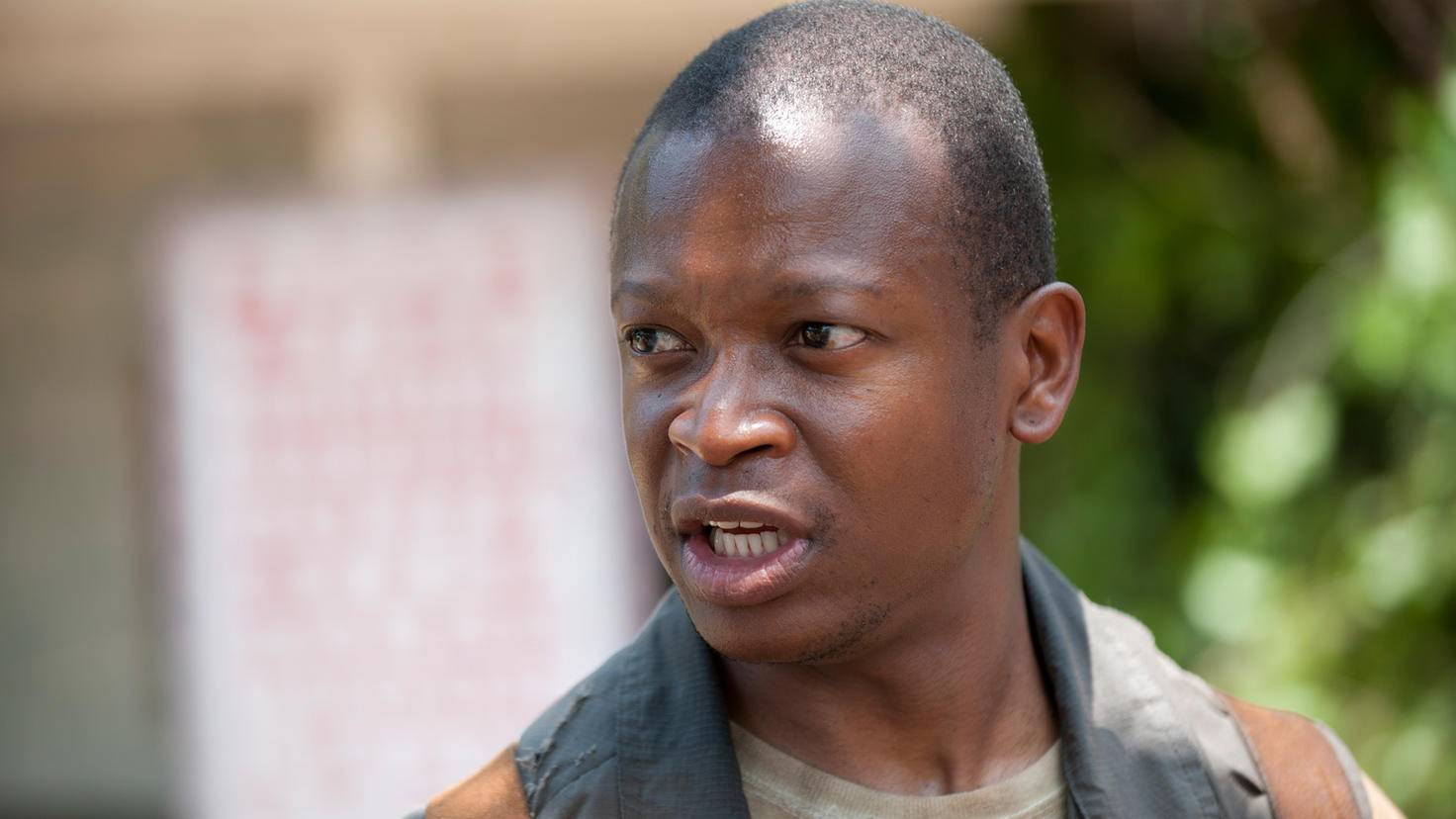 The Walking Dead-Bob-Lawrence Gilliard Jr.-Gene Page-AMC-TWD_404_GP_0611_0141
