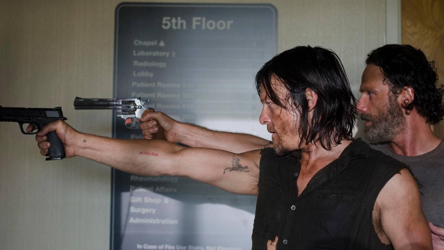The-Walking-Dead_Daryl-Rick_Staffel-5