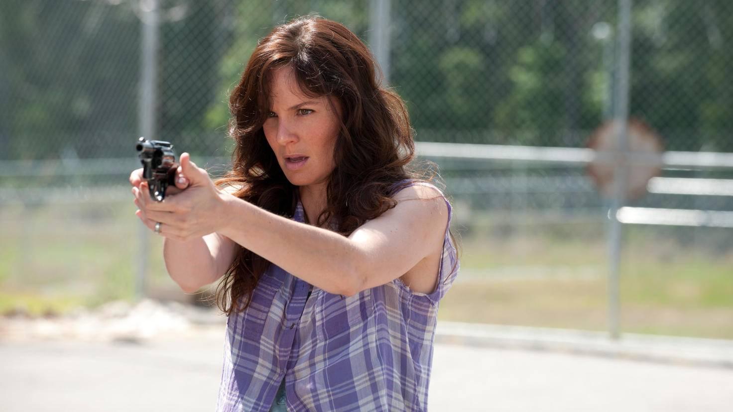The Walking Dead-Lori-Sarah Wayne Callies-Gene Page-AMC-TWD_GP_304_0620_0007