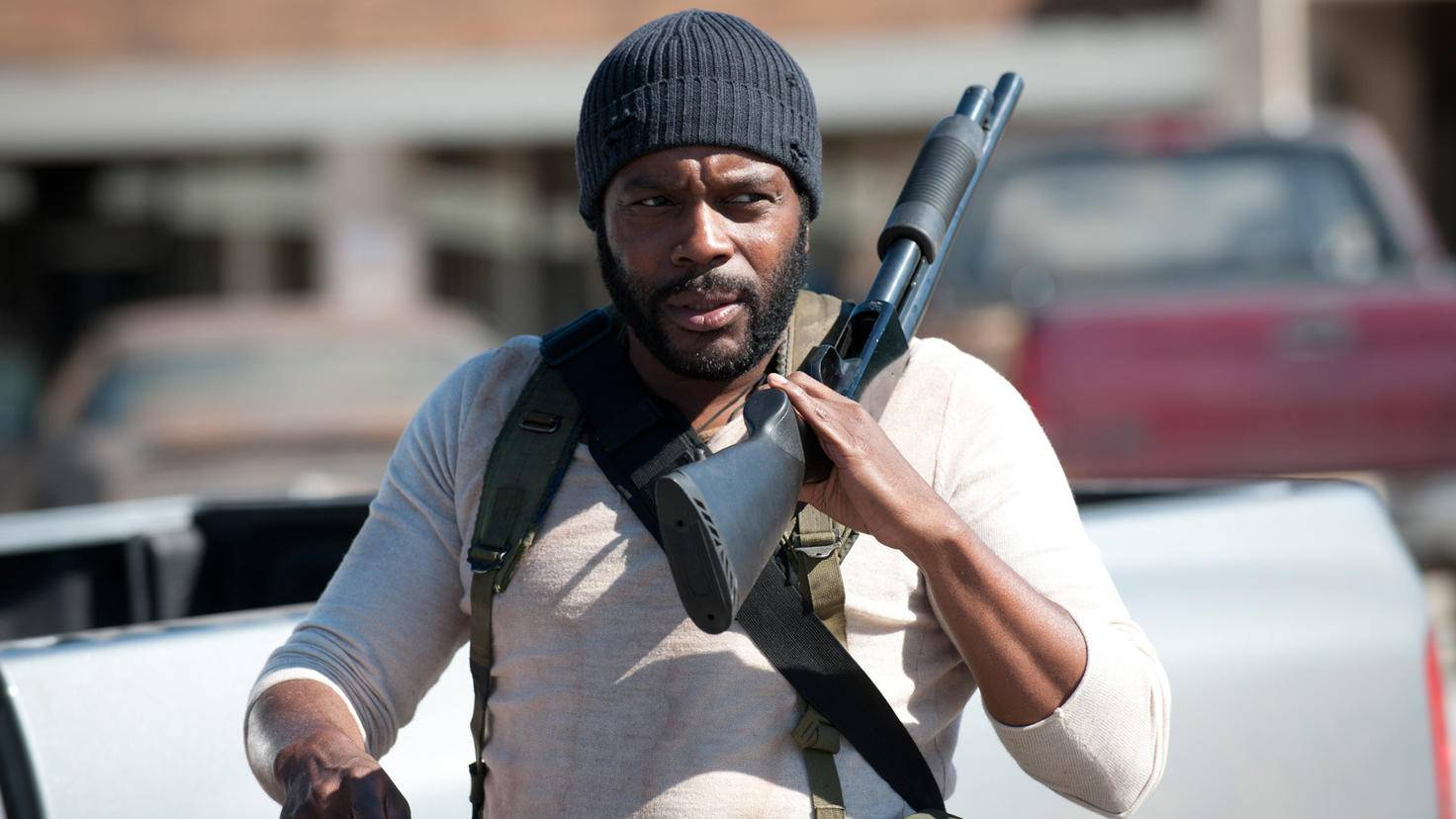 The Walking Dead-Tyreese-Chad L. Coleman-Gene Page-AMC-TWD_401_GP_0513_0229