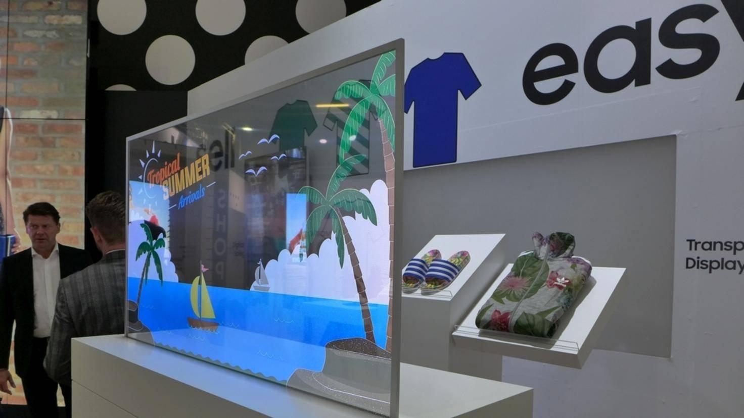 Transparentes-OLED-Display-Samsung