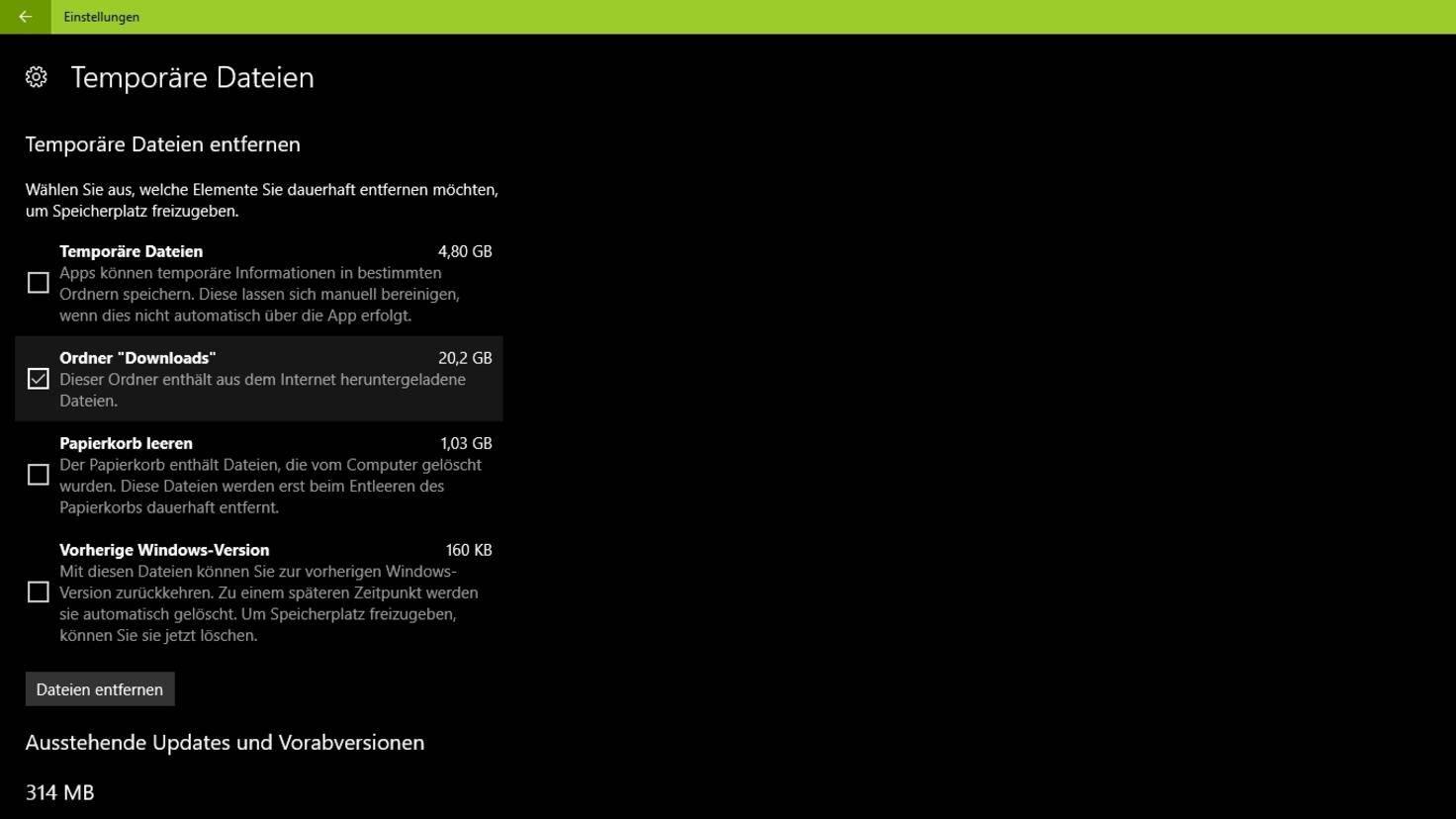 Windows-10-Downloads-löschen